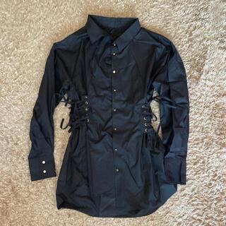 レディー(Rady)のRady Tシャツ 黒 トップス(Tシャツ(長袖/七分))