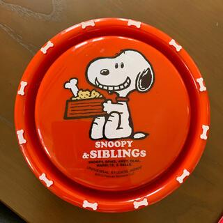 スヌーピー(SNOOPY)のスヌーピー ペット用フードディッシュ(犬)