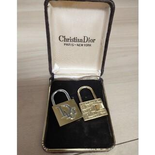 クリスチャンディオール(Christian Dior)のChristian Dior ディオール カデナ  南京錠 2個 セット(その他)