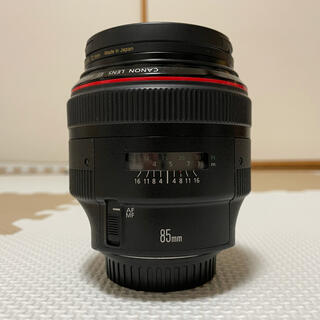 Canon - 【超美品】Canon EF85㎜ f1.2L Ⅱ USM