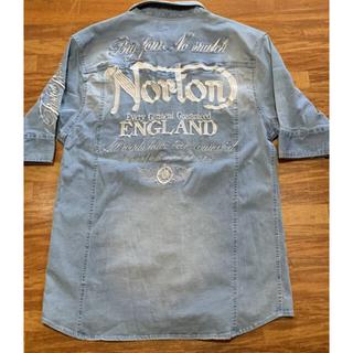 ノートン(Norton)のNorton デニムシャツ(シャツ)