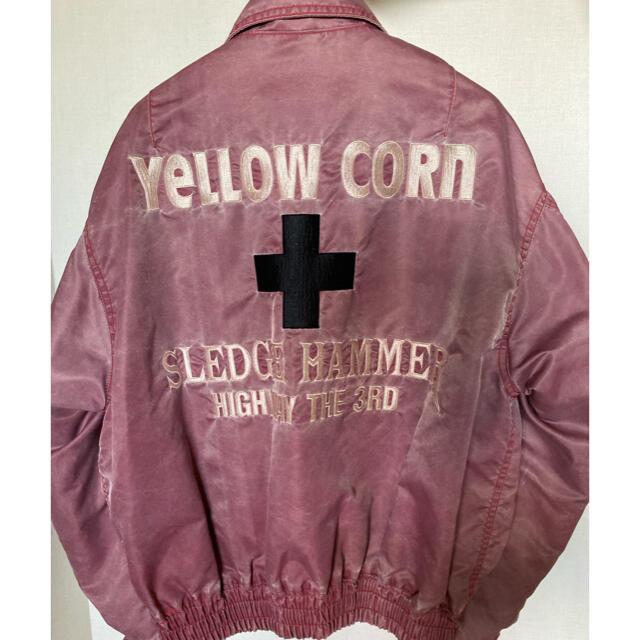 YeLLOW CORN(イエローコーン)のイエローコーン ジャケット (Mサイズ) メンズのジャケット/アウター(ライダースジャケット)の商品写真