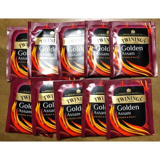 TWININGS   Golden Assam 10袋 (茶)