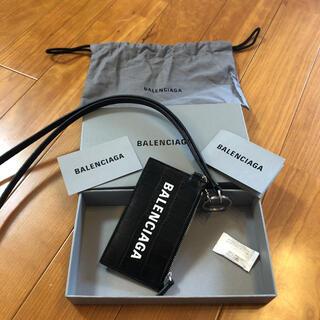 バレンシアガ(Balenciaga)のバレンシアガ ネックウォレット 財布 カードケース(コインケース/小銭入れ)