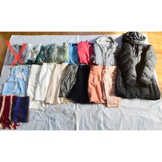 ユニクロ(UNIQLO)の洋服まとめ売り 女の子 キッズ 150 レディース 小さいサイズ(その他)