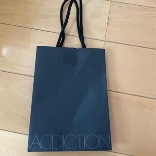 アディクション(ADDICTION)のアディクションショップ袋(ショップ袋)
