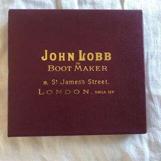 ジョンロブ(JOHN LOBB)のsale中 ジョンロブ クロコダイル カードケース 一点物(キーホルダー)