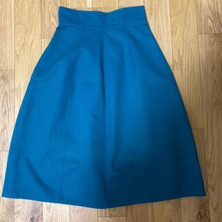 ルシェルブルー(LE CIEL BLEU)のルシェルブルーのスカート(ロングスカート)
