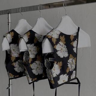 TOGA - kishidamiki harness ビスチェ