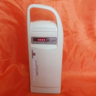 ヤマハ(ヤマハ)のヤマハ[ブリジストン]電動アシスト自転車バッテリー X55-00 2.9Ah良品(パーツ)