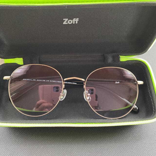 Zoff(ゾフ)のwind and sea サングラス ウィンダンシー zoff メンズのファッション小物(サングラス/メガネ)の商品写真