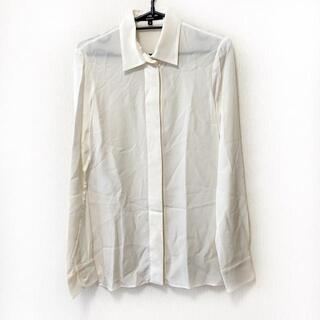 グッチ(Gucci)のグッチ 長袖シャツブラウス サイズ38 S -(シャツ/ブラウス(長袖/七分))