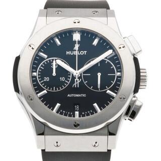 ウブロ(HUBLOT)の【中古】ウブロ HUBLOT 腕時計  クラシックフュージョン チタニウム(腕時計(アナログ))