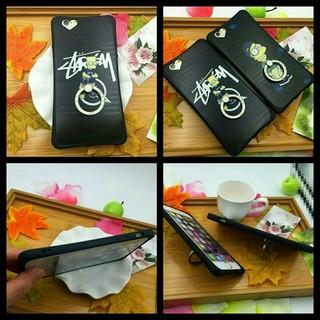 Stussy Iphone 6 ステューシー シンプソンズ simpson(iPhoneケース)