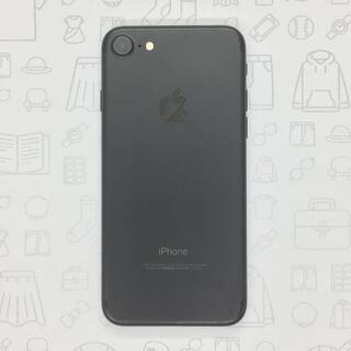 アイフォーン(iPhone)の【B】iPhone 7/32GB/355844082046097(スマートフォン本体)