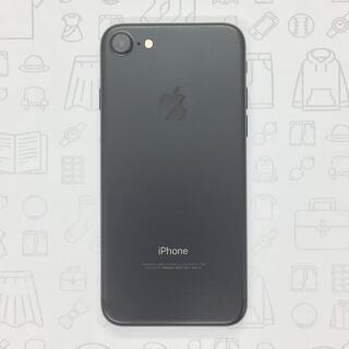 アイフォーン(iPhone)の【B】iPhone 7/32GB/355339086288092(スマートフォン本体)