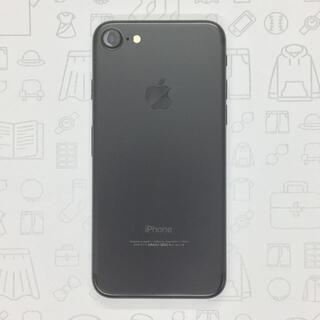 アイフォーン(iPhone)の【B】iPhone 7/32GB/355845082174516(スマートフォン本体)