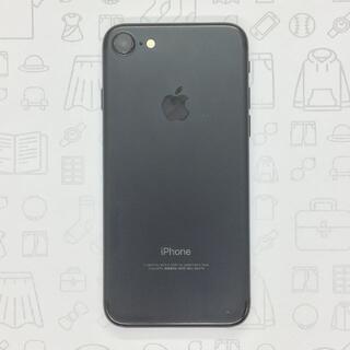 アイフォーン(iPhone)の【B】iPhone 7/32GB/355339086524611(スマートフォン本体)