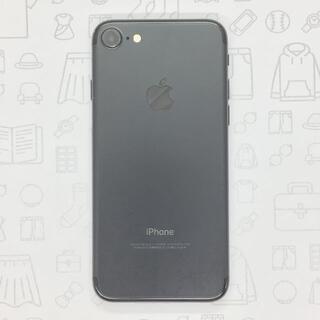 アイフォーン(iPhone)の【B】iPhone 7/32GB/355338083308028(スマートフォン本体)