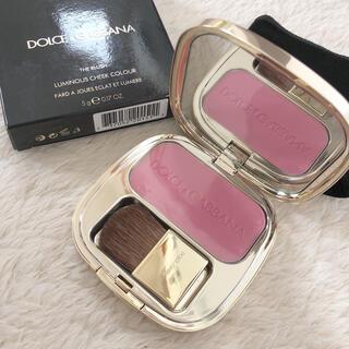 DOLCE&GABBANA - ドルガバ チーク