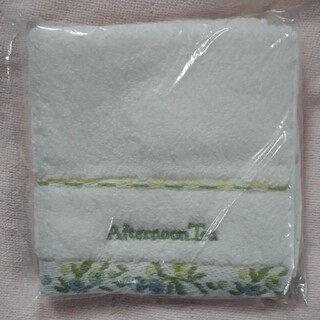 アフタヌーンティー(AfternoonTea)のAfternoon Teaのハンドタオル(ハンカチ)
