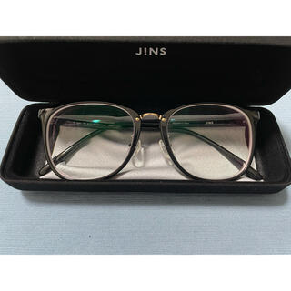 JINS - JINS Combination Airframe 度あり メガネ