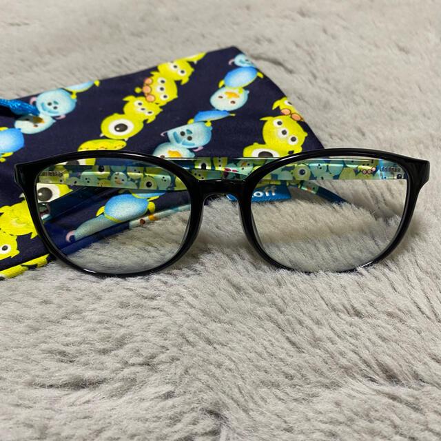 Zoff(ゾフ)のZoff 眼鏡 PCメガネ ディズニーツムツムコラボ メンズのファッション小物(サングラス/メガネ)の商品写真