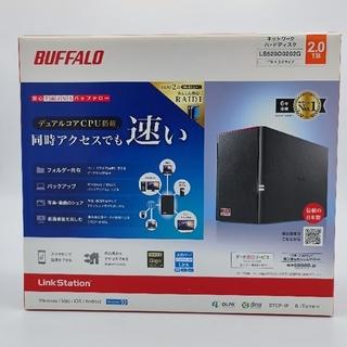 Buffalo - BUFFALO LS520D0202 ネットワークHDD(NAS)