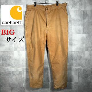 【超ビッグサイズ】Carhartt made in USA ペインターパンツ