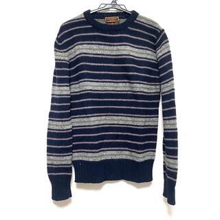 サンローラン(Saint Laurent)のイヴサンローラン 長袖セーター サイズS -(ニット/セーター)