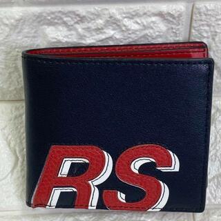 マイケルコース(Michael Kors)の【新品・ラスト1個】マイケルコース メンズ 39S0LGYF1T 折り財布(折り財布)