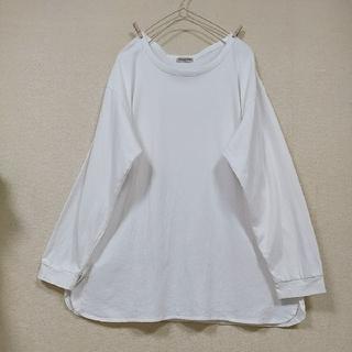 サマンサモスモス(SM2)のSM2長Tシャツ(Tシャツ(長袖/七分))