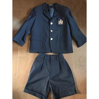 ミキハウス(mikihouse)のMIKI HOUSE 男の子 フォーマル スーツ 110cm(ドレス/フォーマル)