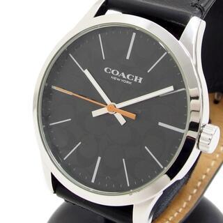 コーチ(COACH)のコーチ 腕時計   CA.118.2.112.1640(腕時計(アナログ))