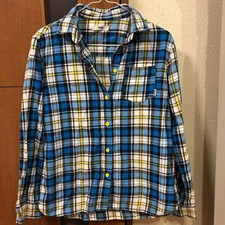 ロデオクラウンズワイドボウル(RODEO CROWNS WIDE BOWL)のRCWB 長袖チェックシャツ(シャツ/ブラウス(長袖/七分))