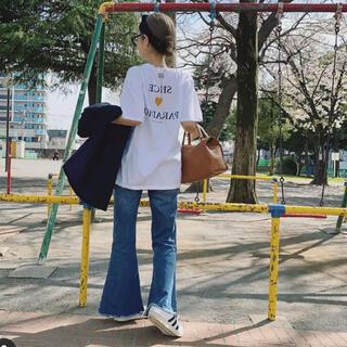 ビューティアンドユースユナイテッドアローズ(BEAUTY&YOUTH UNITED ARROWS)のTANGTANG  CURRY SPICE Tシャツ(Tシャツ(半袖/袖なし))