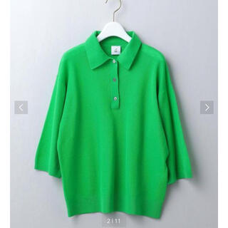ユナイテッドアローズ(UNITED ARROWS)の6(ROKU) SHIRT KNIT/ニット(Tシャツ/カットソー(半袖/袖なし))