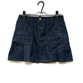 グッチ(Gucci)のグッチ ミニスカート サイズ40 M美品  -(ミニスカート)