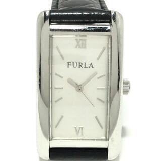 フルラ(Furla)のフルラ 腕時計 - レディース 型押し加工(腕時計)