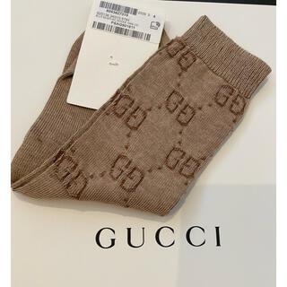 グッチ(Gucci)のGUCCI チルドレン ソックス(靴下/タイツ)