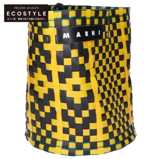 マルニ(Marni)のマルニ トートバッグ(かごバッグ/ストローバッグ)