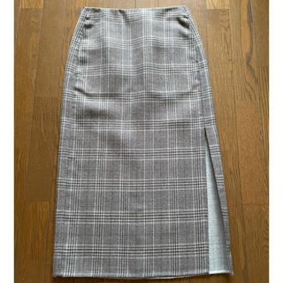 ビームス(BEAMS)のオーラリー AURALEE スカート ウール100%(ロングスカート)
