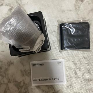 OLYMPUS - 新品 M.ZUIKO DIGITAL ED 12-45mm F4.0 PRO