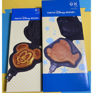 ディズニー(Disney)のワッフルメーカー☆ケーキサンドメーカー☆東京ディズニーリゾート(サンドメーカー)