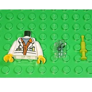 レゴ(Lego)の【新品】LEGO 科学者コスチューム レゴ ミニフィグアイテム(その他)