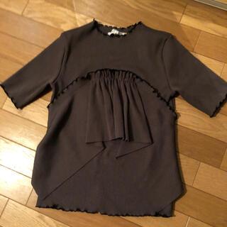 ステュディオス(STUDIOUS)のMURRAL トップス(Tシャツ/カットソー(半袖/袖なし))