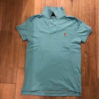 ラルフローレン(Ralph Lauren)のラルフローレン ブルー ポロシャツ(ポロシャツ)