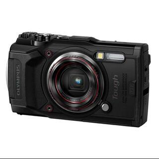オリンパス(OLYMPUS)のオリンパス コンパクトデジタルカメラ Tough TG-6   新品(コンパクトデジタルカメラ)