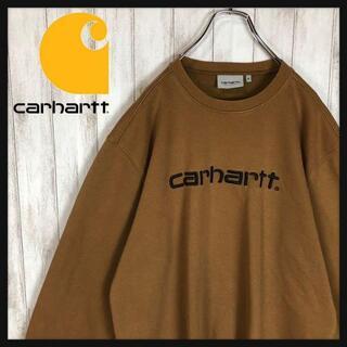 カーハート(carhartt)の【超希少カラー】carhartt WIP スウェット センター刺繍ロゴ 入手困難(スウェット)