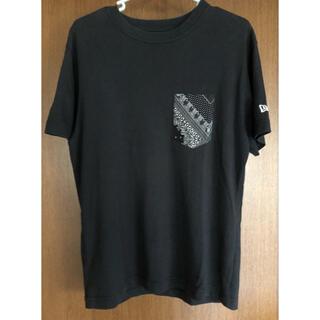 ニューエラー(NEW ERA)のNEWERA T-SHIRT ペイズリー(Tシャツ/カットソー(半袖/袖なし))